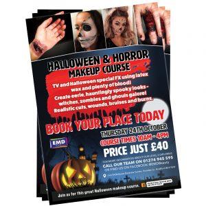 EMD Halloween Makeup Course